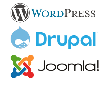 cms-wordpress-drupal-joomla